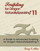 Scripting for NaturallySpeaking 10